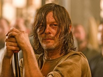 Norman Reedus en 'The Walking Dead'