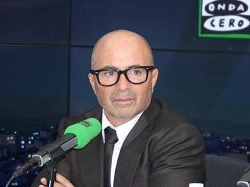 Jorge Sampaoli en El Transistor de Onda Cero