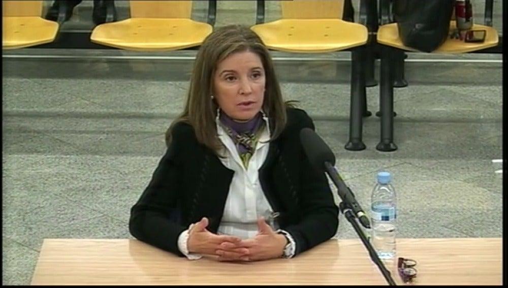 Frame 48.123465 de: La mujer de Bárcenas declara en el juicio de la trama Gürtel