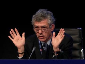 Ángel María Villar, presidente de la RFEF