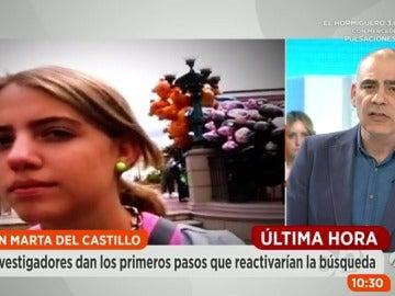 Frame 35.308712 de: Los investigadores dan los primeros pasos para reactivar la búsqueda del cuerpo de Marta del Castillo en el Guadalquivir
