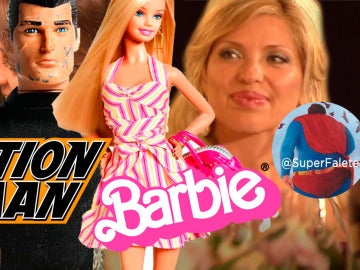 Las Barbies y el Action-Man