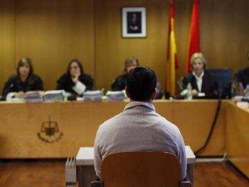 El profesor del Colegio Vallmont de Villanueva del Pardillo (Madrid)