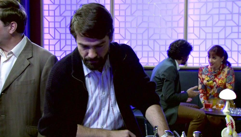 Maroto descubre la relación de Jaime con Henar