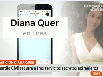 Frame 123.949444 de: La Guardia Civil pide ayuda al FBI y a Scotland Yard para desbloquear el teléfono móvil de Diana Quer
