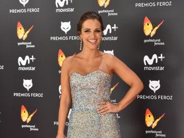 Paula Echevarría, espectacular de Dolores Promesas