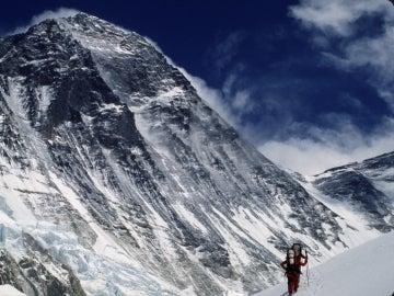 Expedición en el Everest.