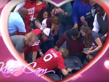 Petición de matrimonio en la NBA