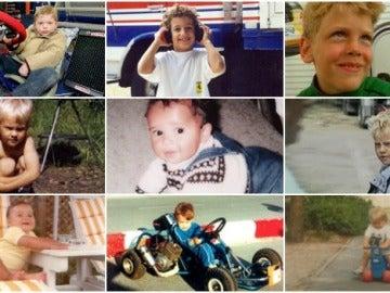 ¿Reconoces a estos pilotos de Fórmula 1?