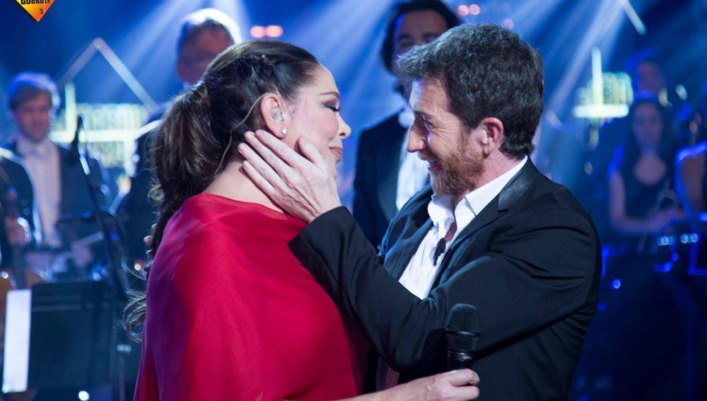 Isabel Pantoja pone en pie al público de 'El Hormiguero' con una de sus actuaciones más especiales