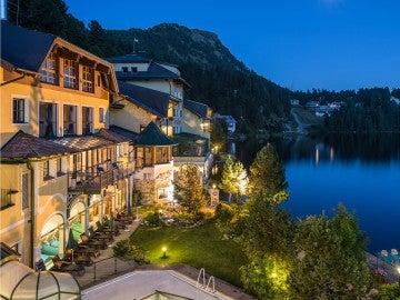 El hotel austriaco que ha sido atacado mediante un virus
