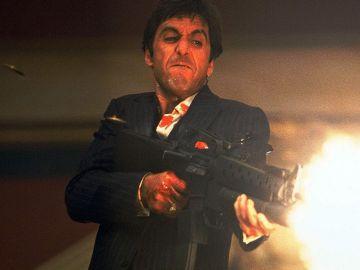 Al Pacino en 'Scarface'