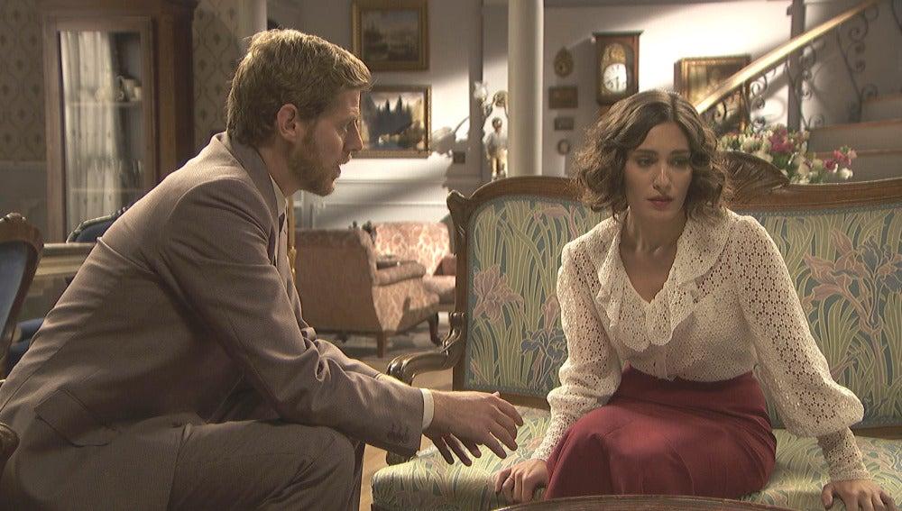 """Camila sobre Damián: """"¿Y si ha venido a matarnos a todos?"""""""
