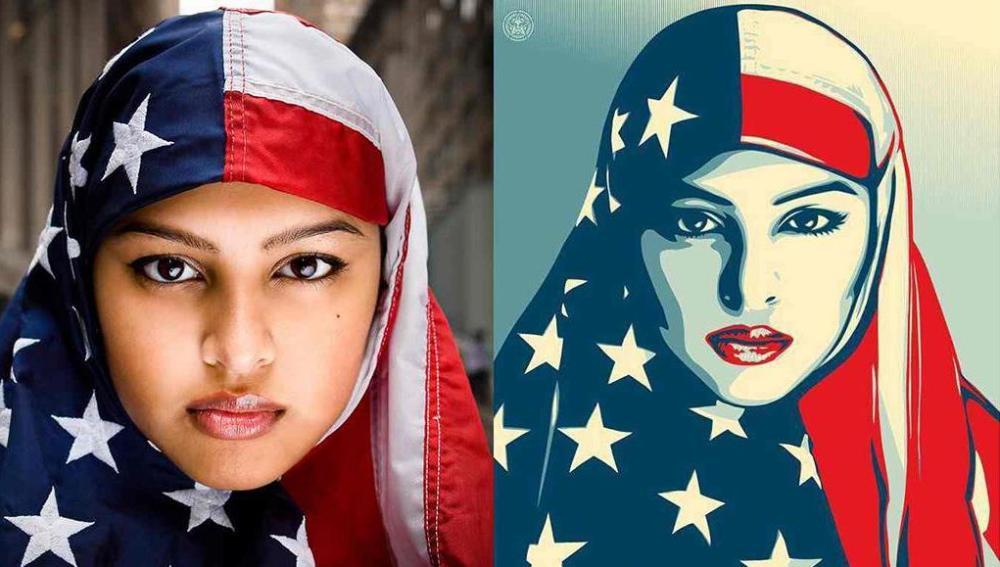 Munira Ahmed, símbolo de la rebelión de EEUU ante los decretos de Trump