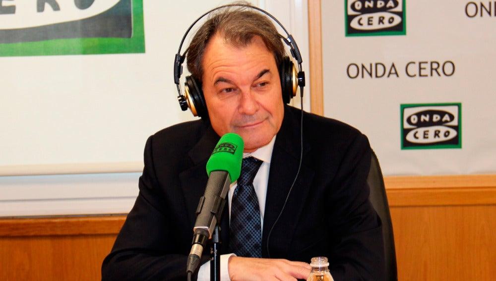 Entrevista a Artur Mas en Onda Cero