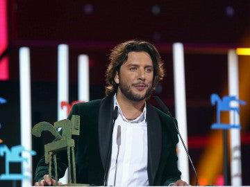 Manuel Carrasco, el cantante que lidera la lista del 'Top 20'