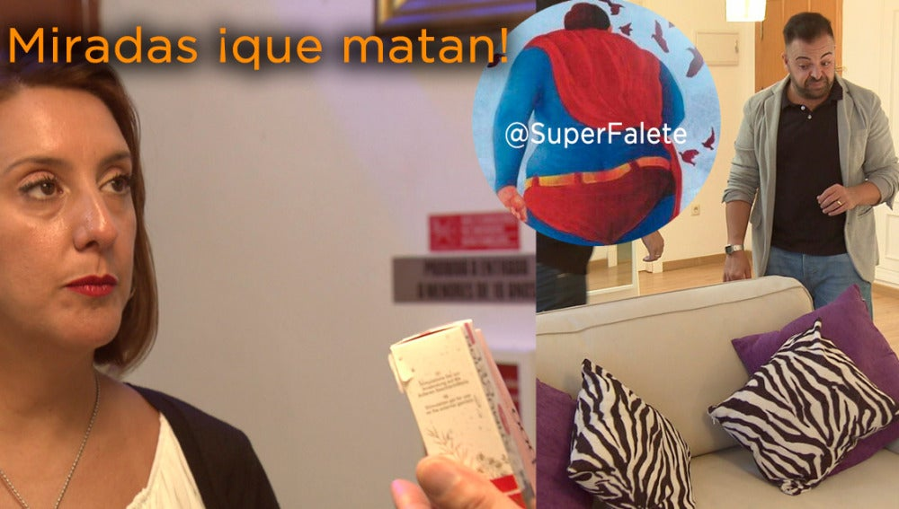 Los geles de placer y el 'animal-prín' por @SuperFalete
