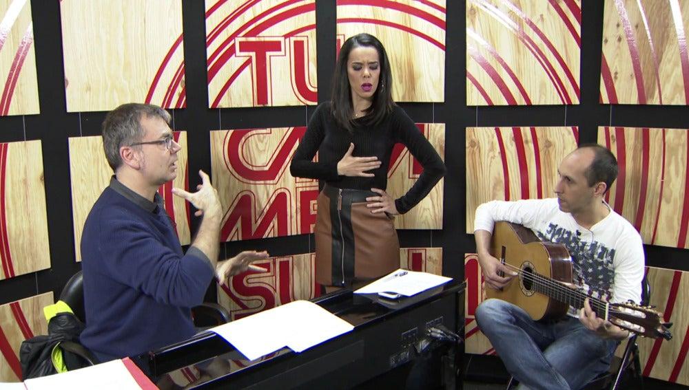 Beatriz Luengo, a un paso de marcharse del programa