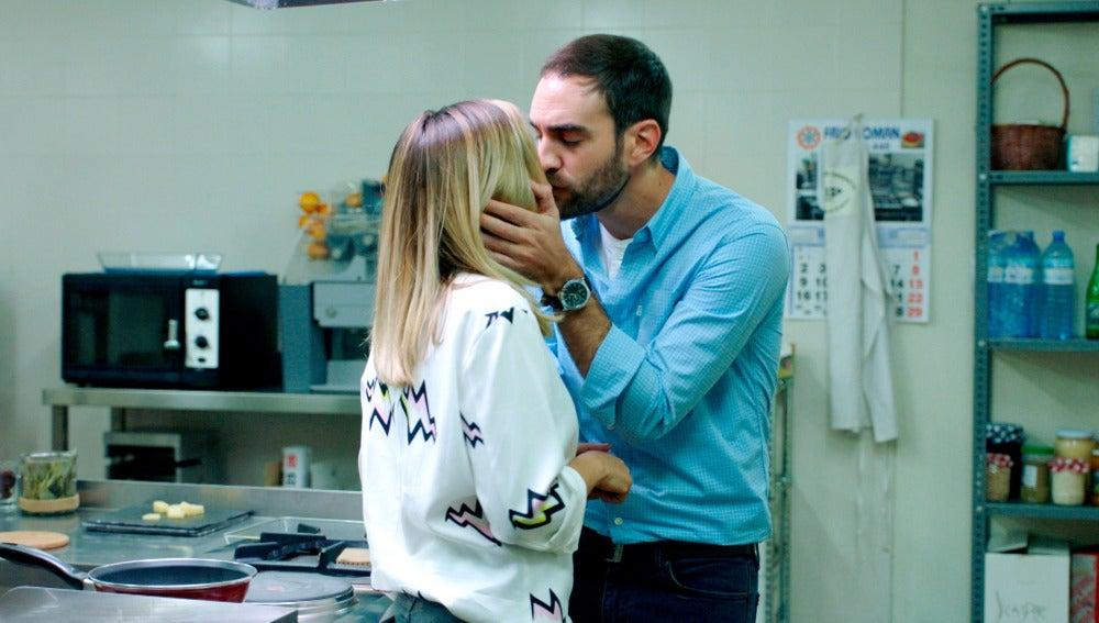 Carmen e Iñaki, su nueva vida de casados en el norte