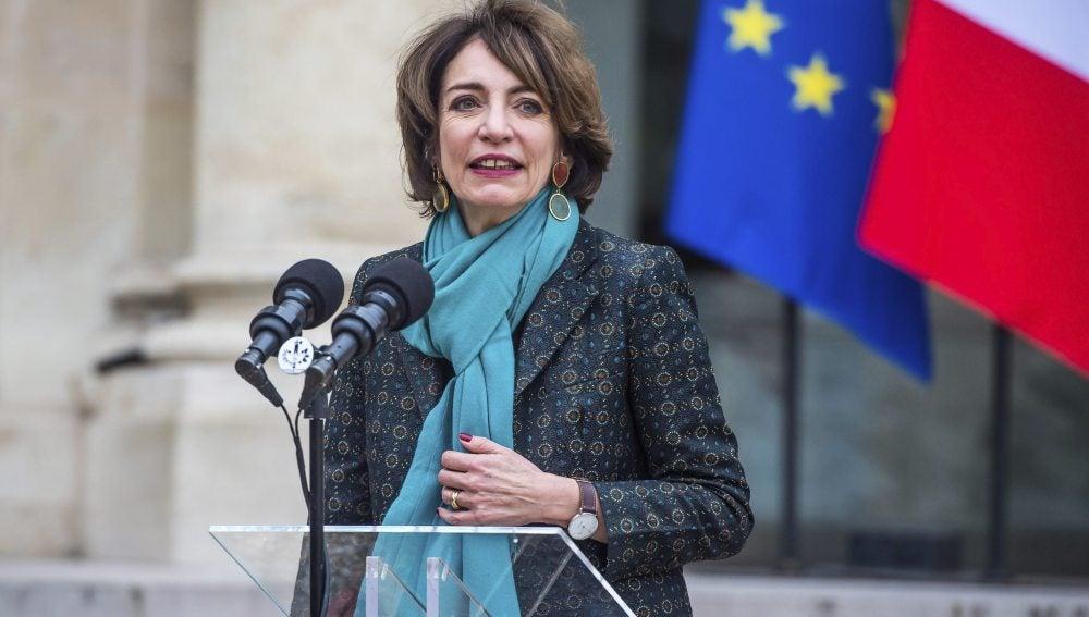 La ministra francesa de Sanidad, Marisol Touraine
