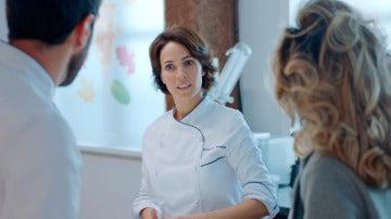 Nerea Garmendia es Gotzone en la tercera temporada de 'Allí Abajo'
