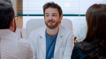 Gorka Otxoa es Horacio en la tercera temporada de 'Allí Abajo'