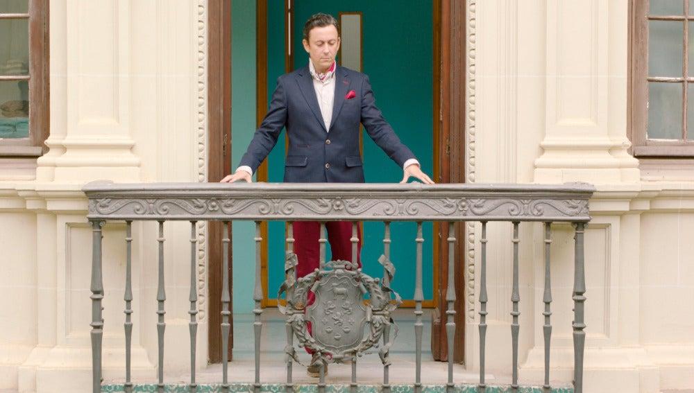 Cristóbal, un duro rival para Maritxu en la tercera temporada de 'Allí Abajo'