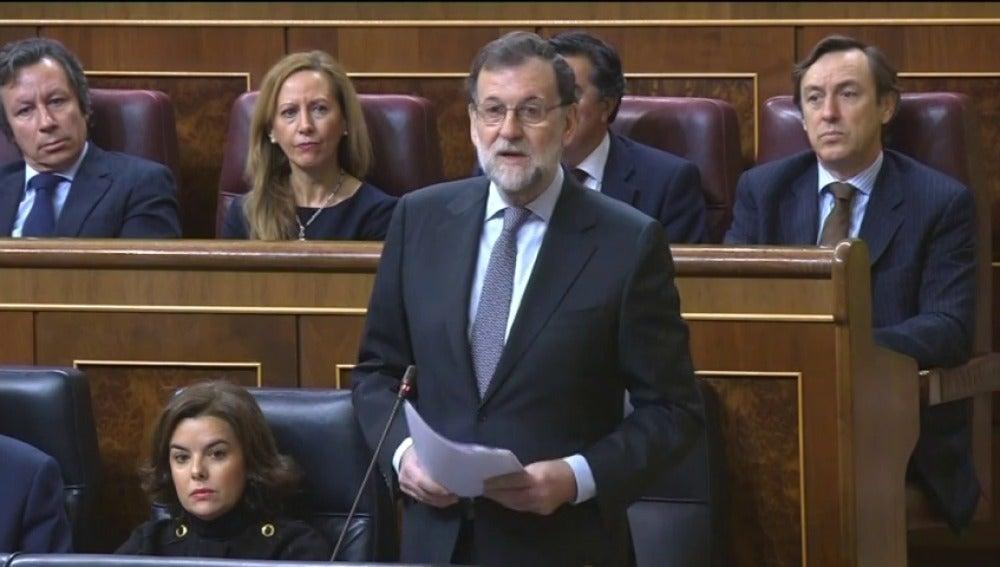 Frame 18.94924 de: Rajoy hace suyo el perdón por las víctimas del Yak-42 pedido por CospedaL
