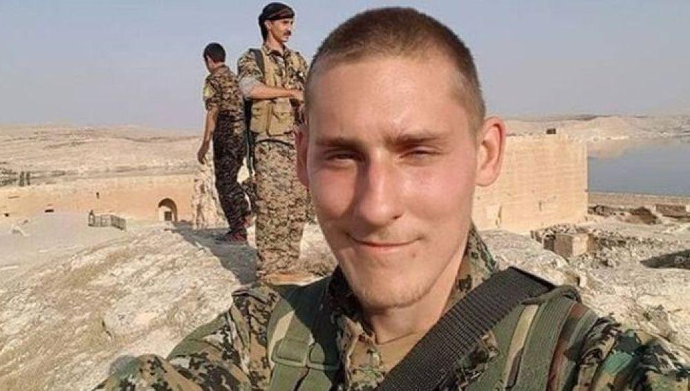El soldado Ryan Lock