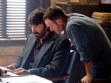 Ben Affleck y Chris Terrio en 'Argo'