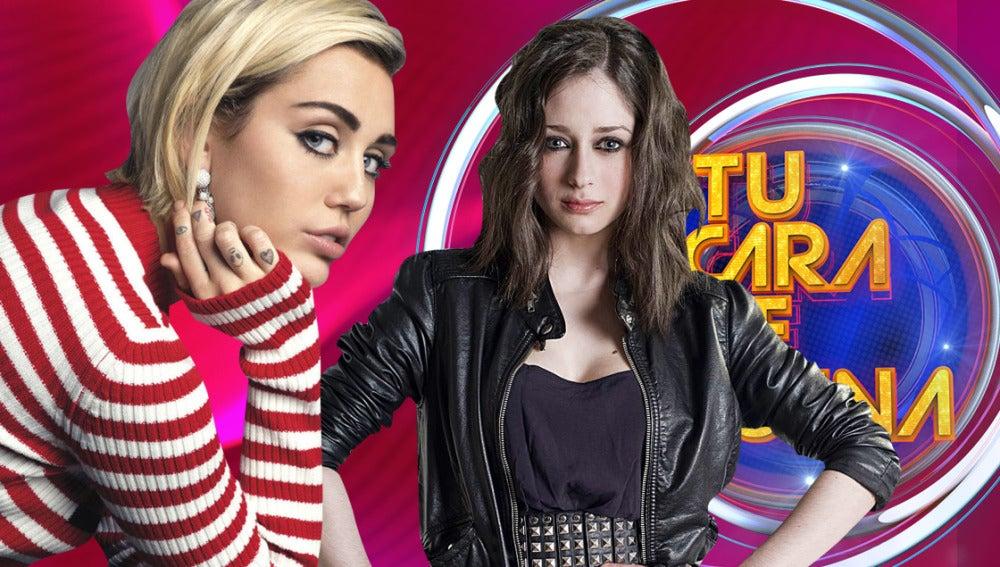 Elena Rivera se transformará en una demoledora Miley Cyrus