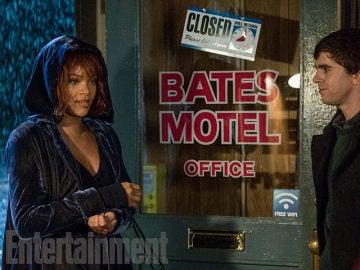 Rihanna en 'Bates Motel'