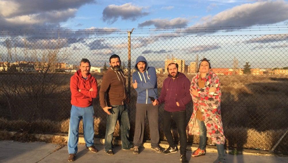 'Conciliación', un corto de los actores de Puente Viejo
