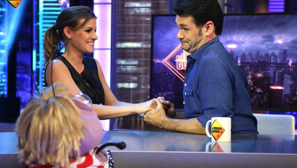 Así se enamoraron Iñaki López y Andrea Ropero