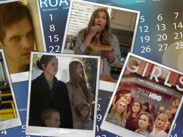 Calendario de estrenos televisivos en febrero de 2017