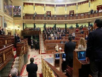 El pleno del Congreso de los Diputados