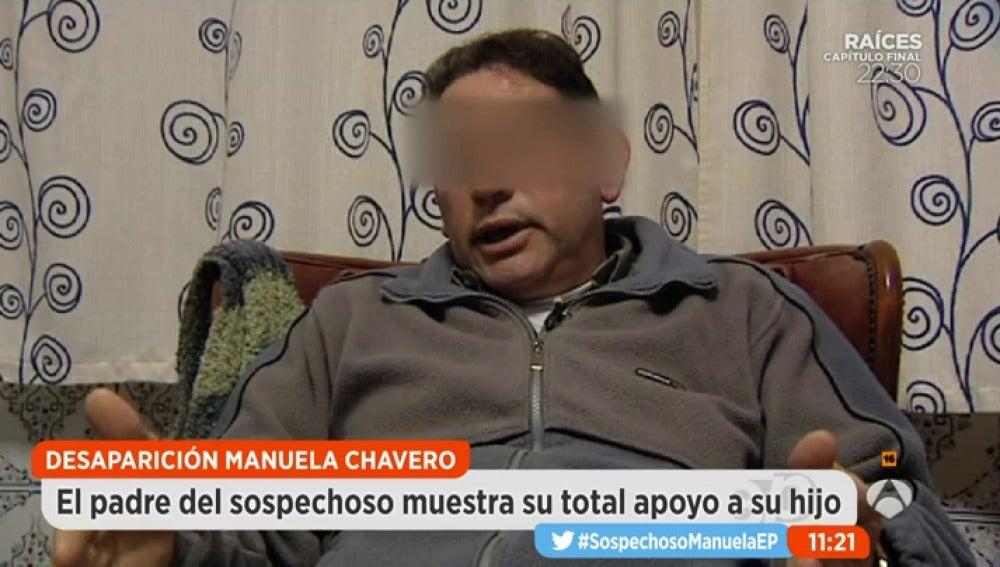 """Frame 0.0 de: El padre del sospechoso de la desaparición de Manuela Chavero: """"Mi hijo tenía encuentros esporádicos con Manuela"""""""