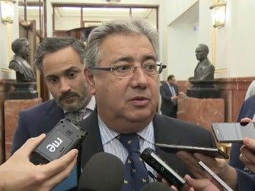 Frame 39.998639 de: Interior responde que es orden de la fiscalía anticorrupción