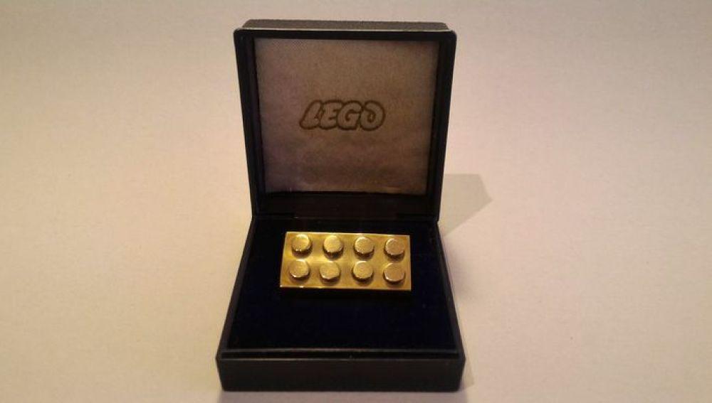 El bloque de LEGO subastado por casi 19.000 euros