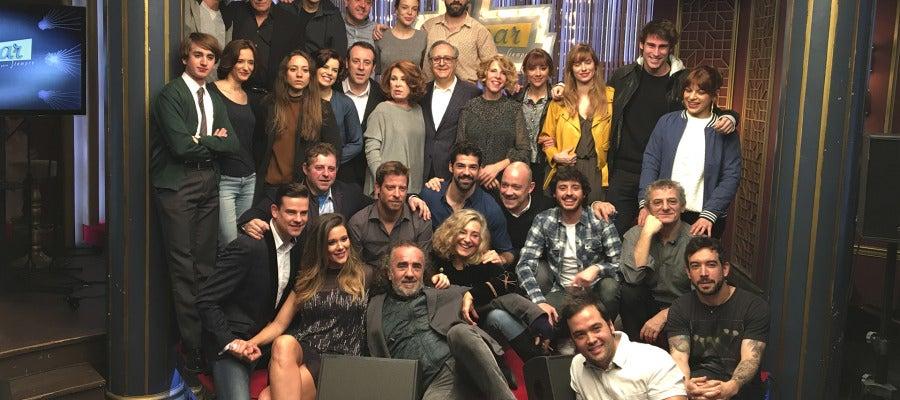 Antena 3 tv amar es para siempre recibe la visita de - Antena 3 tv series amar es para siempre ...