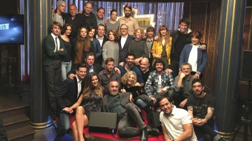 'Amar es para siempre' recibe la visita de varios artistas y lanza disco con sus canciones
