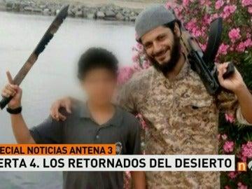 Frame 2.325555 de: 'Alerta 4. Los retornados del desierto', el próximo martes a las 00:00 horas en Antena 3