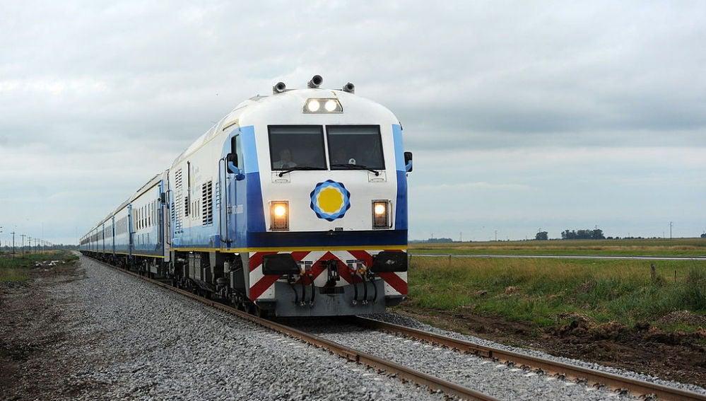 Ferrocarril General Roca, en Argentina