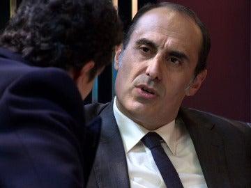 Yuste amenaza a Rafael con destapar su verdad