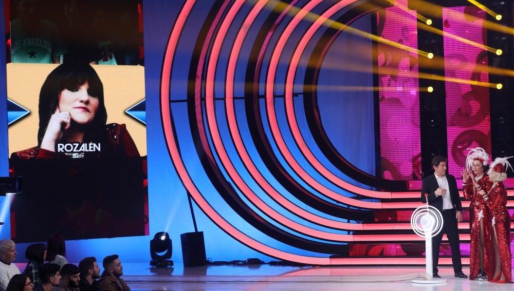Esther Arroyo se enfrentará a un 'Training VIP' de la mano de Rozalén