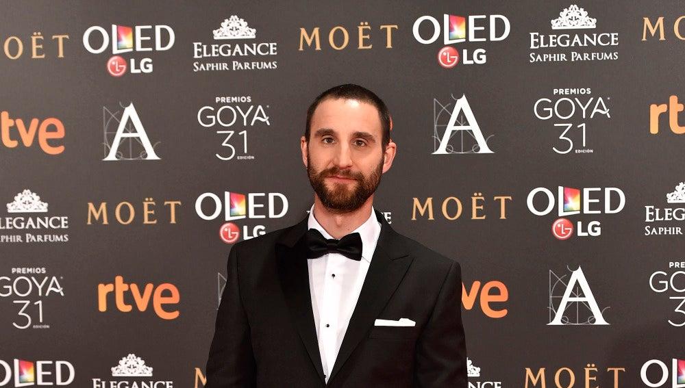 El presentador de la gala Dani Rovira