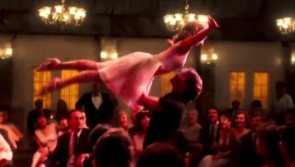 Antena 3 tv la escena final de 39 dirty dancing 39 ha sido - Pelicula dirty dancing ...