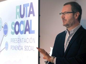 Javier Maroto, vicesecretario sectorial del PP