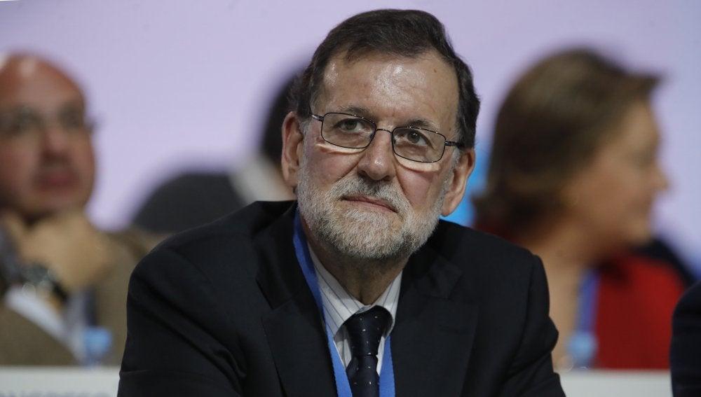 Rajoy, en el 18 Congreso del PP