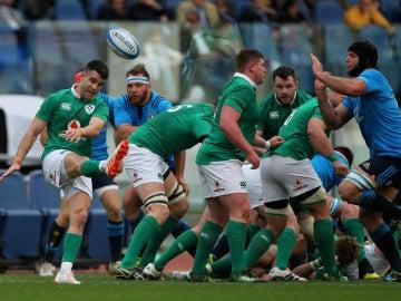Irlanda, ante Italia